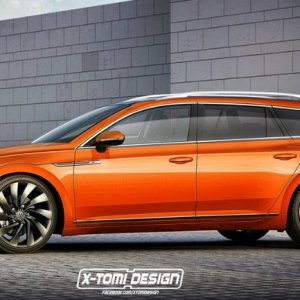VW Arteon Wagon