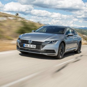 vw arteon uk prices £34,305